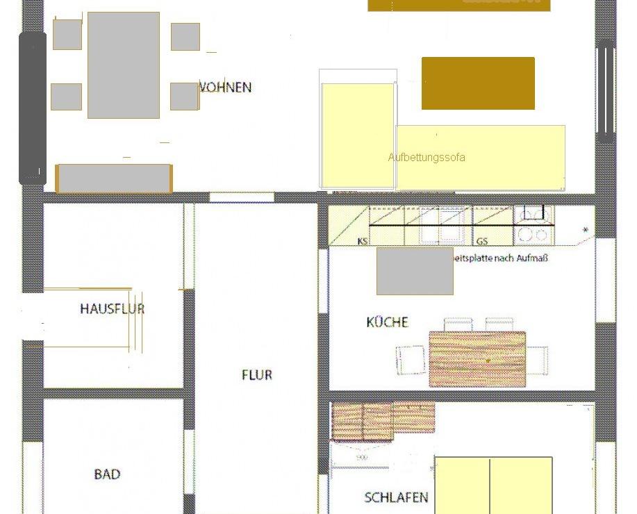 Landhaus-Weißig Appt.- mit Bergblick-917x1024