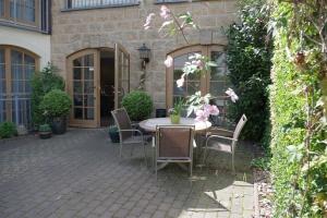 Außenbereich mit Sitzecke