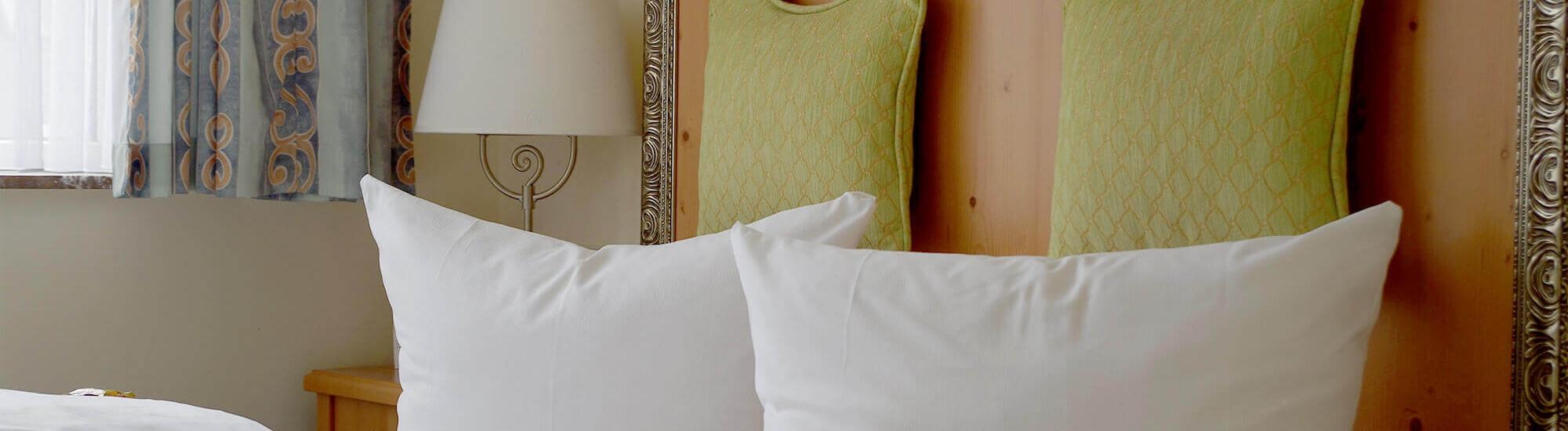 Familienzimmer-Bett