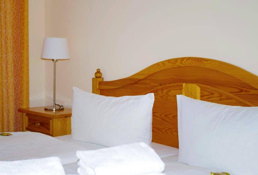 Ferienwohnung-Weißig-Schlafzimmer