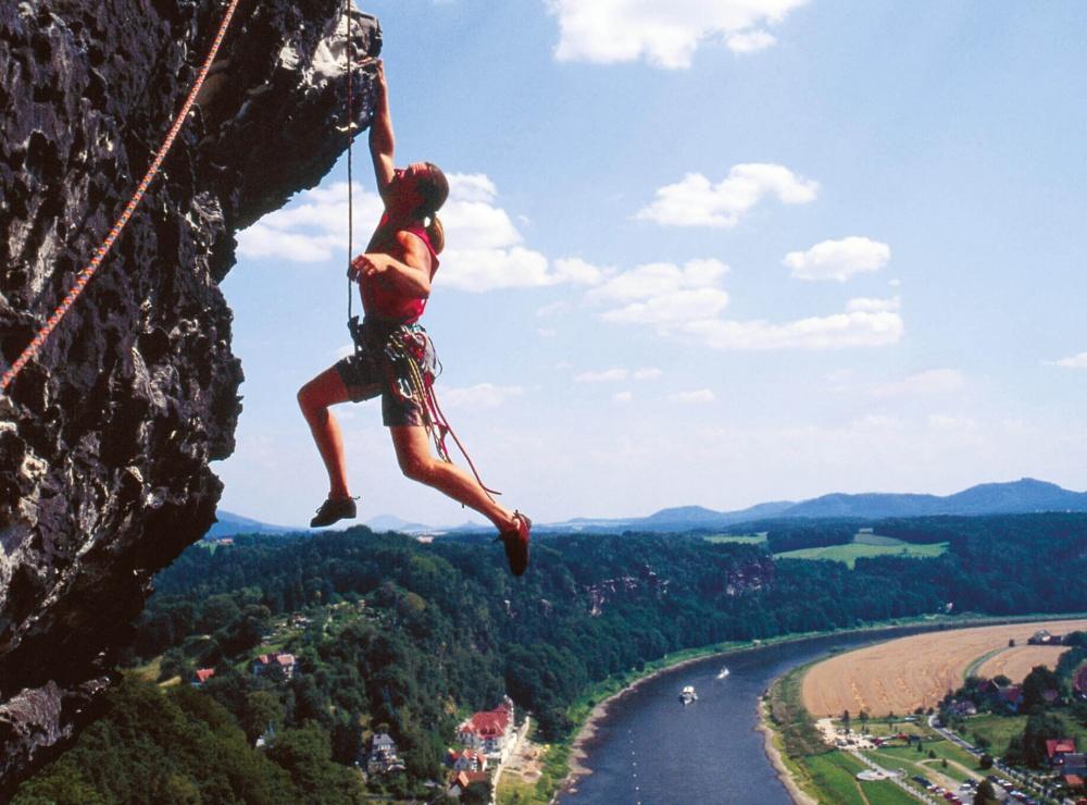 Klettern-Saechsische-Schweiz