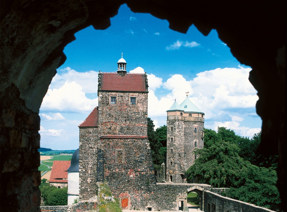 Wandern-Burg-Stolpen