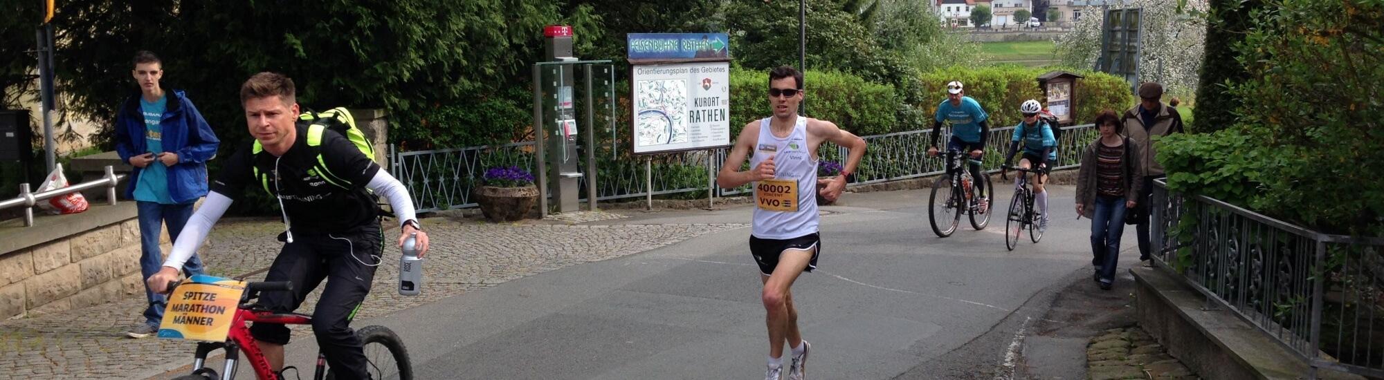 Elbradweg -Marathon